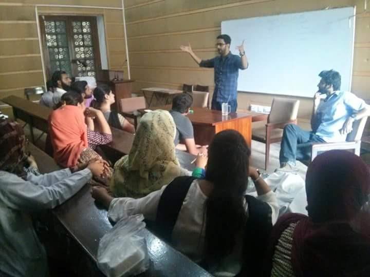 Debating Workshops King Edward Medical University