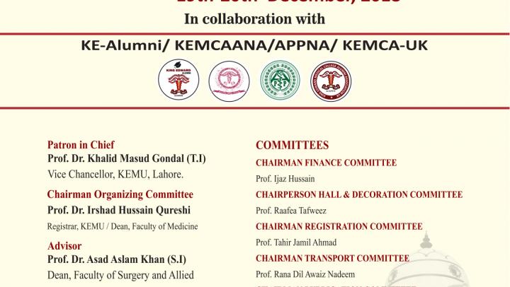 38th KEMU Annual International Scientific Symposium 2018